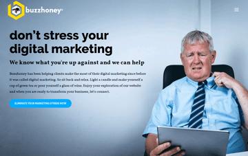 Buzzhoney | Digital Marketing Services Web Design