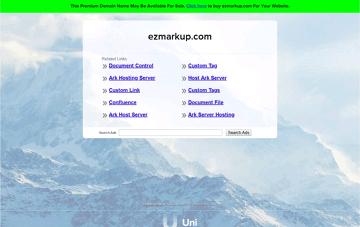 EZ Markup Web Design