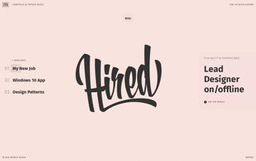 twoto - Portfolio of Patrick Decaix Web Design