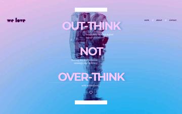 We Love - Digital Agency | Creative Agency | UK Web Design