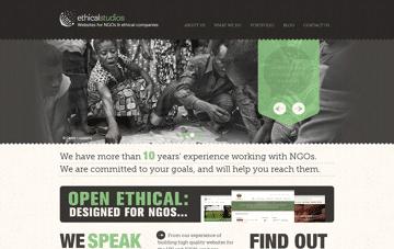 ethicalstudios Web Design