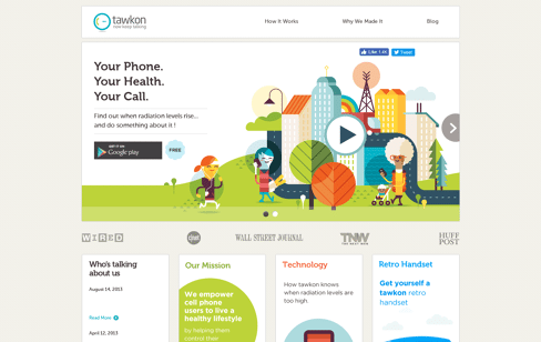 tawkon Web Design