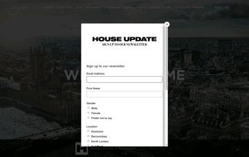 Hillsong Church   Hillsong Web Design