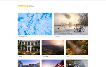 Wei Wong Web Design