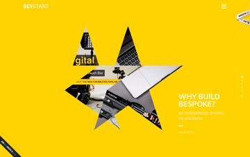 Dev Stars Web Design
