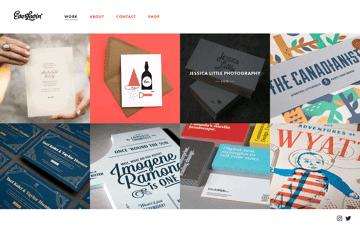 Everlovin' Press Web Design