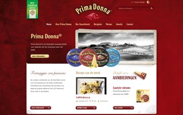 Prima Donna Web Design