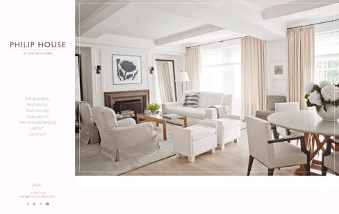 Home - Philip House Web Design
