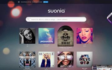 Suonia Web Design
