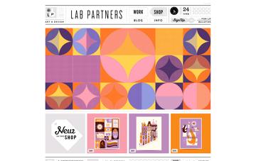 Lab Partners Web Design