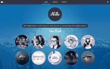 Digital Atelier | Creative Web Development Web Design
