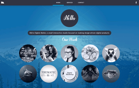 Digital Atelier | Creative Web Development Web Design