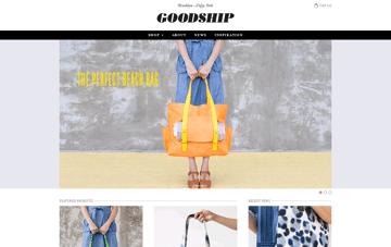 Goodship Web Design