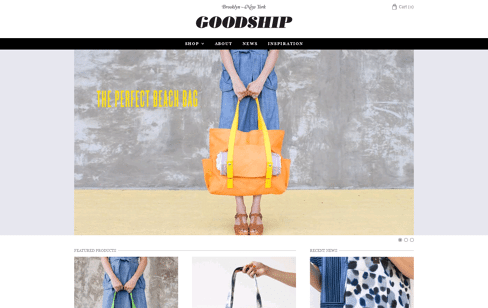 Goodship Web Design
