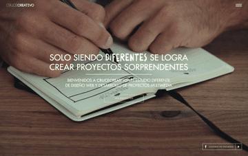 CRUCECREATIVO Web Design