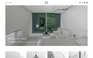 Minimalissimo: Minimalism in Design Web Design