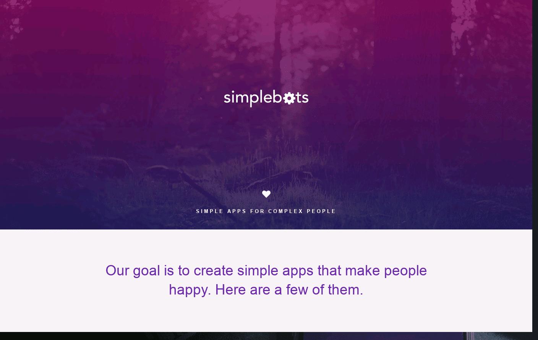 Simplebots