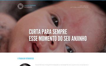 Daiane Ferrarez Web Design