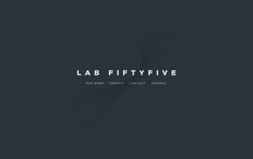 Lab Fiftyfive - Creators of fine internet products Web Design