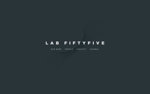 Lab Fiftyfive - Creators of fine internet products Web Design