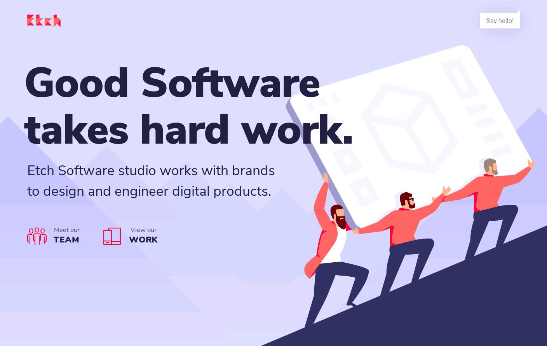 Etch Software Studio