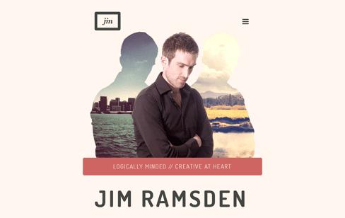 Jim Ramsden Web Design