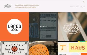 Ryan Feerer Design & Illustration Web Design