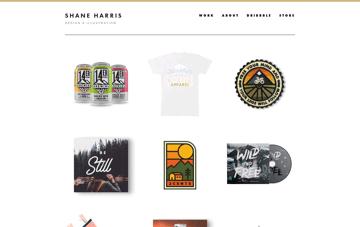 Shane Harris Web Design