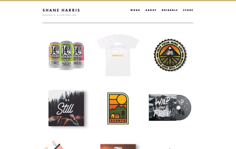 Shane Harris Web Design