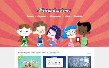 Pictoaplicaciones Web Design