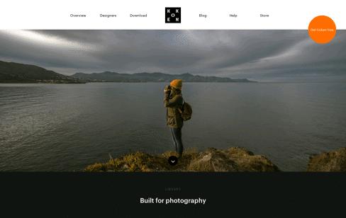 Koken Web Design