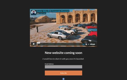 Cedric Vella Web Design