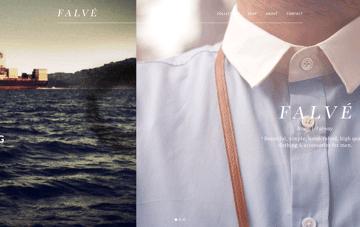 FALVÉ Web Design