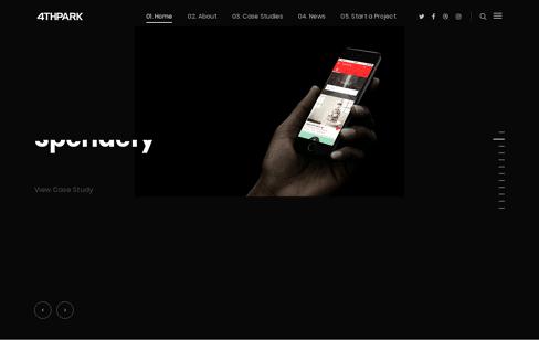4THPARK™ Web Design