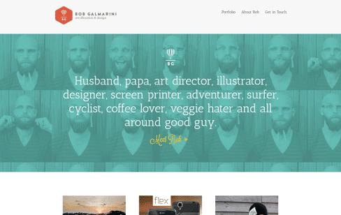 Bob Galmarini Web Design