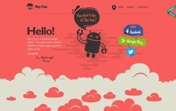 Boy-Coy Web Design