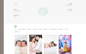 Cocoon Studio Web Design