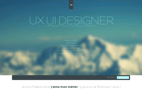Web Designer David Massiani : Freelance UX UI Wordpress à Nantes Web Design