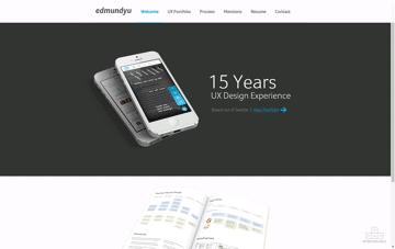 Edmund Yu Web Design