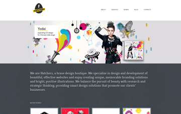 Hatchers Web Design