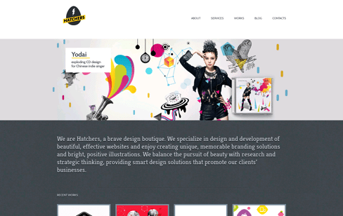 Hatchers Web Design