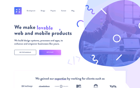HYPE4 Web Design