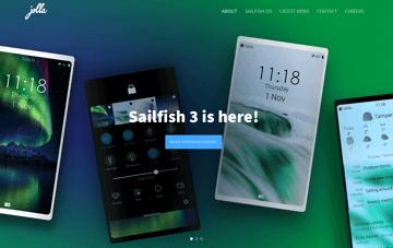 Jolla website Web Design