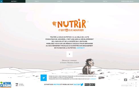 Nutrir Web Design