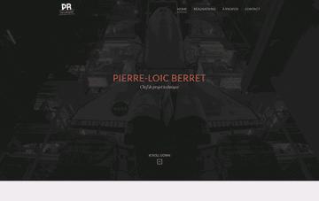 Pierre-loic Berret | Développeur front-end & back-end Web Design
