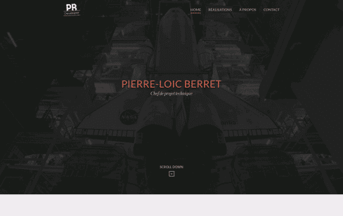 Pierre-loic Berret | Développeur front-end & back-end Web Design