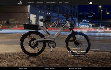 Homepage | A2B Web Design