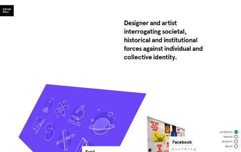Zainab Aliyu Web Design