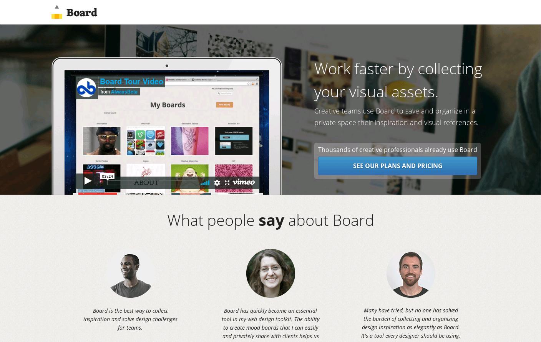 Creonomy Board