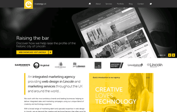 The Energy Cell Web Design